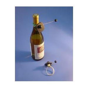 BOTTLE TAG MINIBLACK RF 8,2  Mhz (NL)